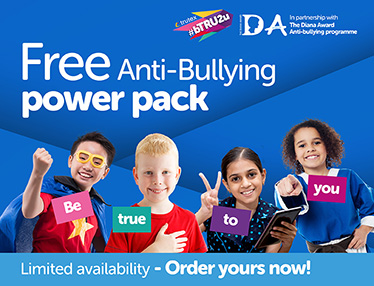 FREE Trutex #bTRU2u Anti-Bullying Power Packs for schools